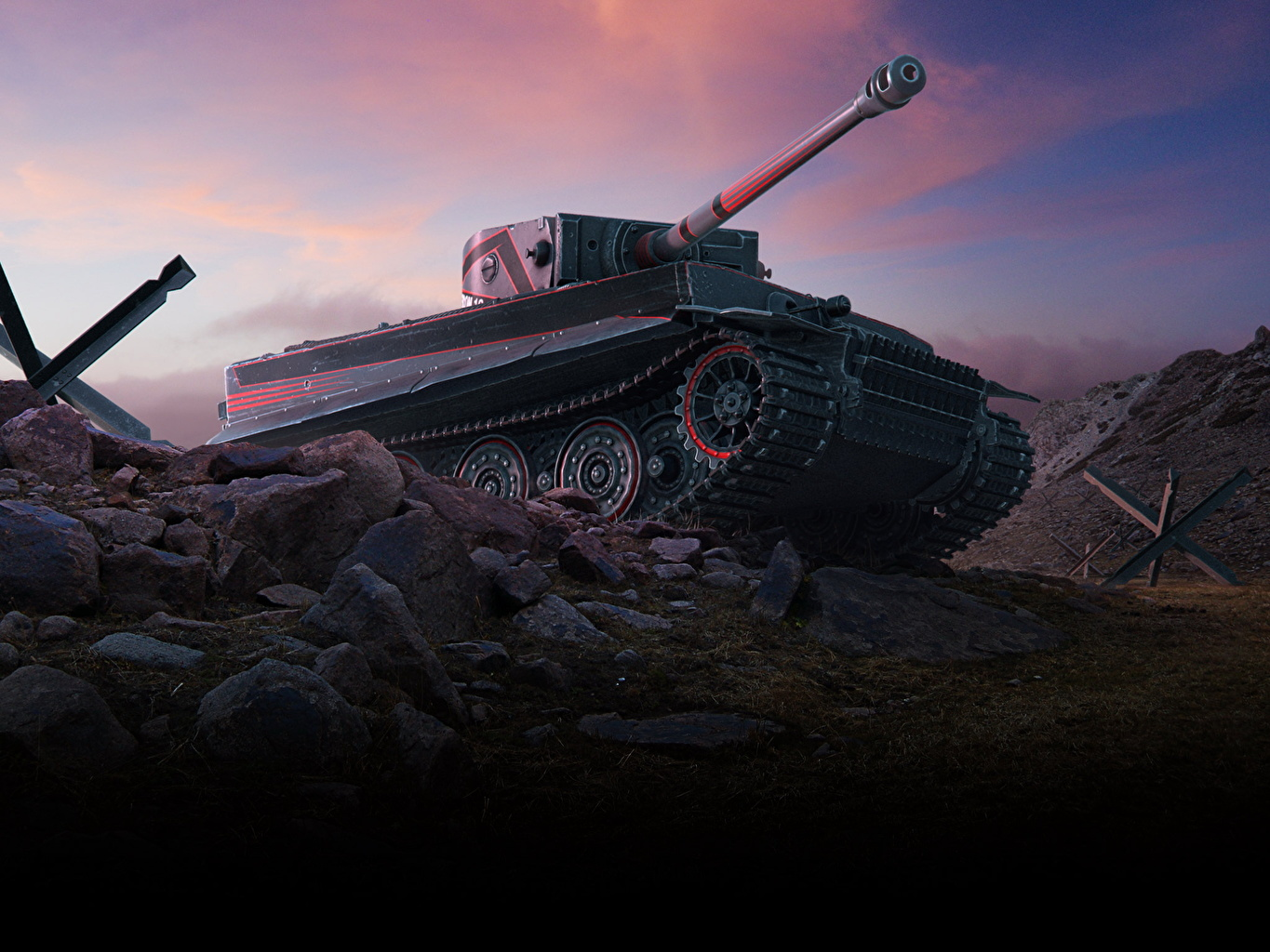 Fondos De Pantalla World Of Tanks Tanque Blitz Pzkpfw Vi
