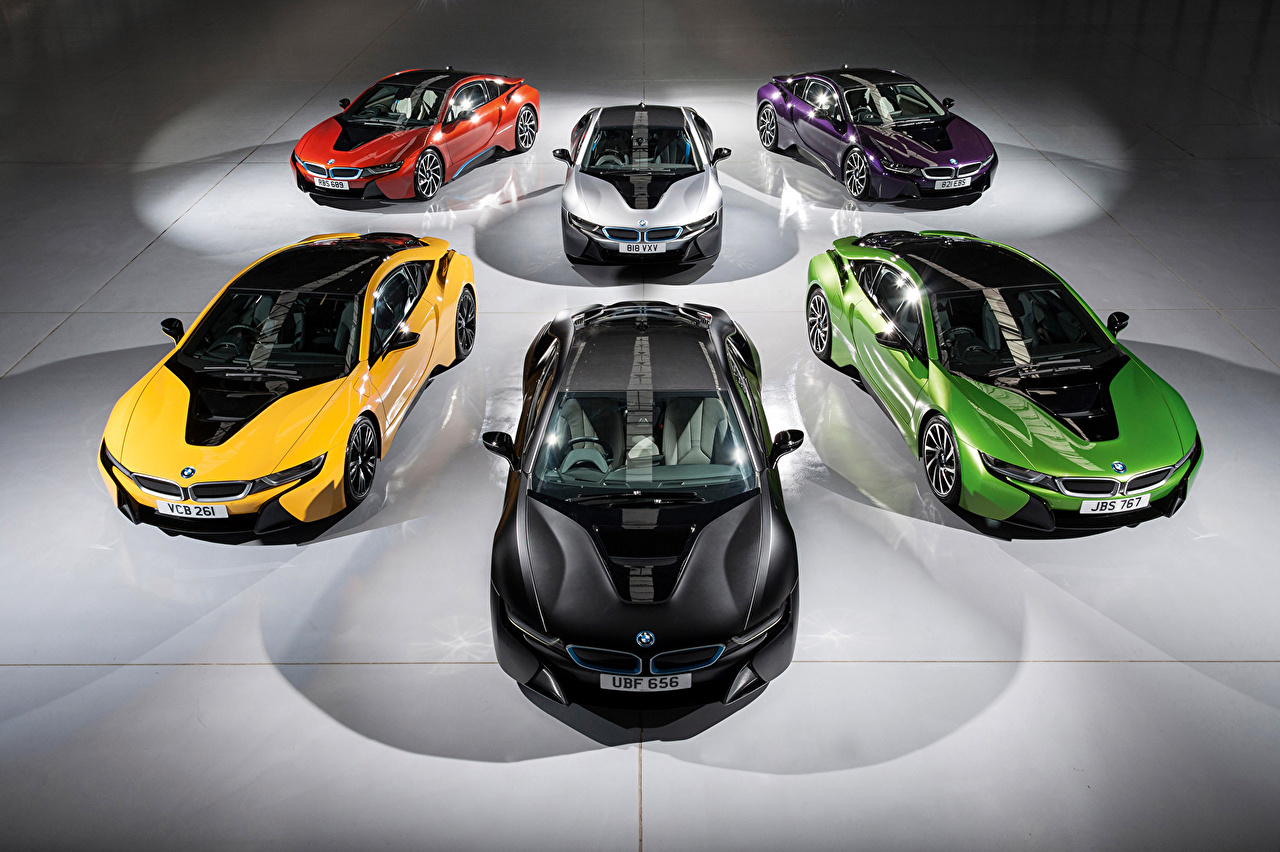 Photos BMW 2016 i8 Individual Cars Many auto automobile