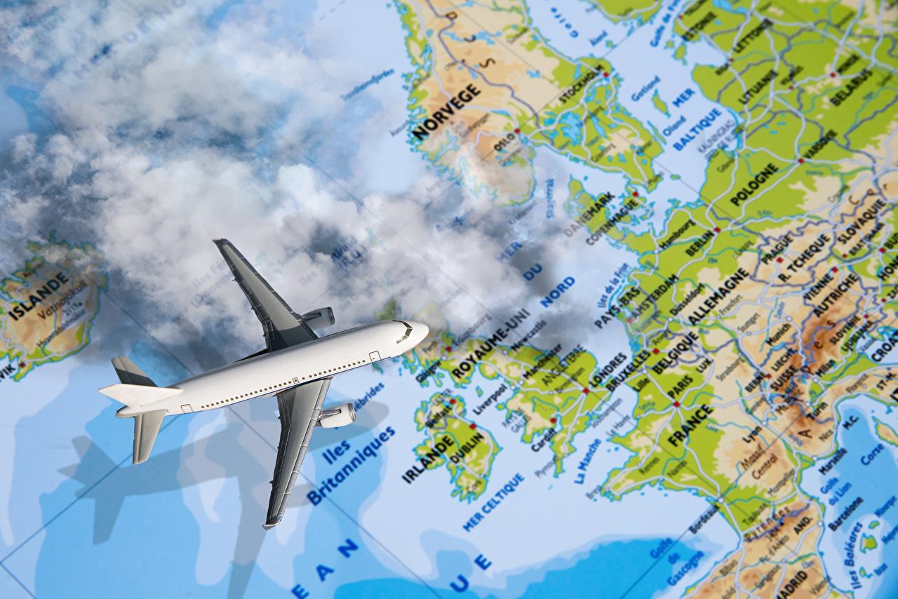 Fotos von Flugzeuge Verkehrsflugzeug Luftfahrt