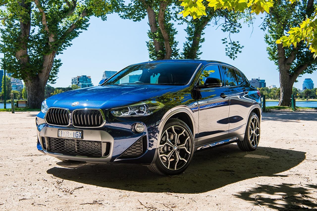 Photo BMW Crossover F39 auto CUV Cars automobile