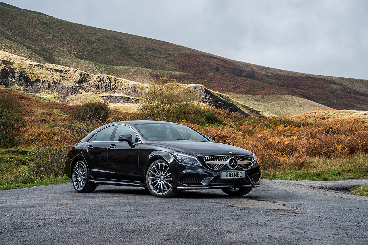 Image Tuning Mercedes-Benz 2014 CLS 350 BlueTec Black Metallic