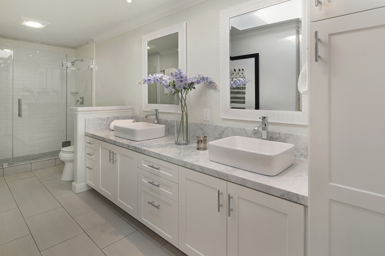 Pictures Bathroom Interior Mirror Design