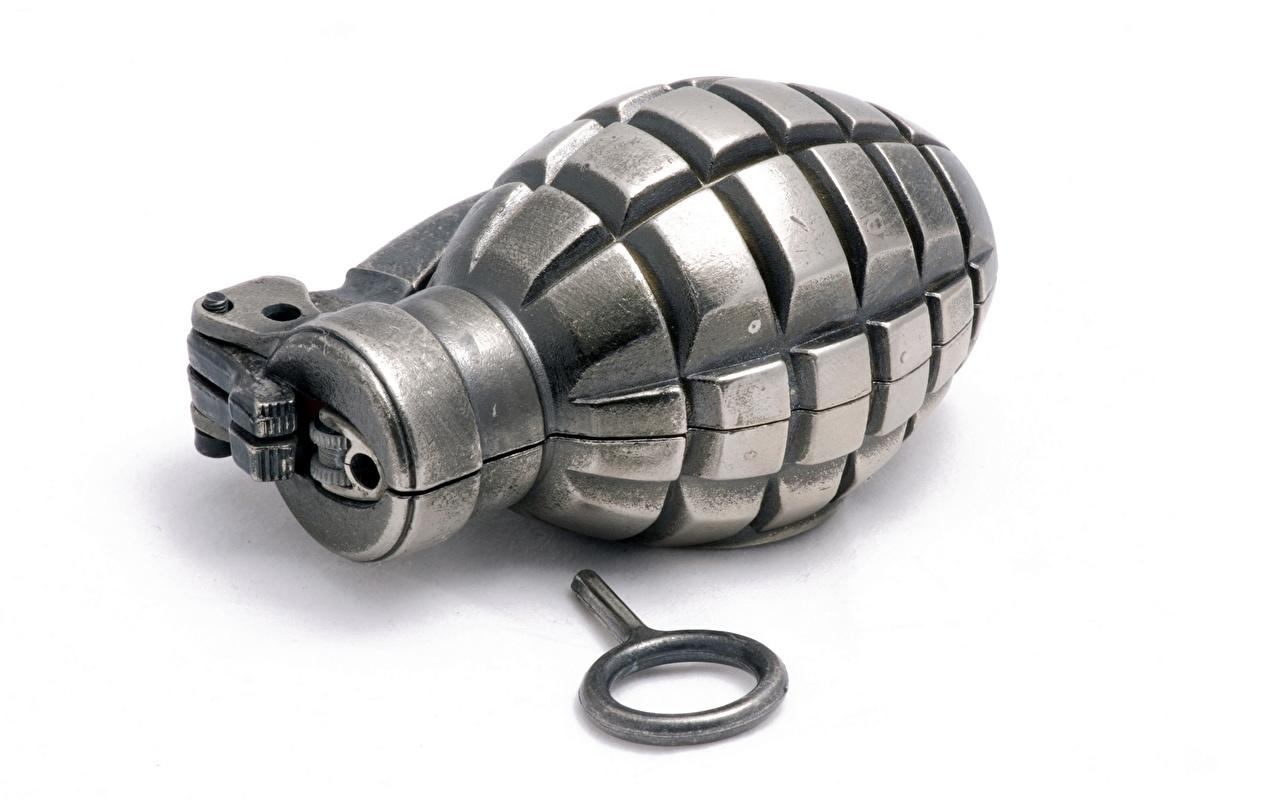 Bilder von Heer Hand grenade Großansicht Handgranate