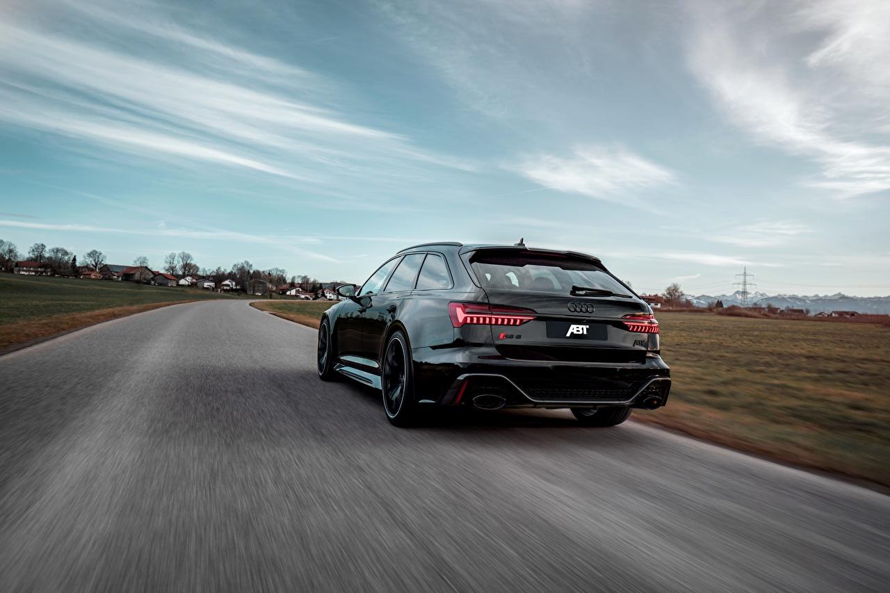 Picture Audi Estate Car Abt Rs 6 2020 2019 V8 Twin Turbo Avant 700