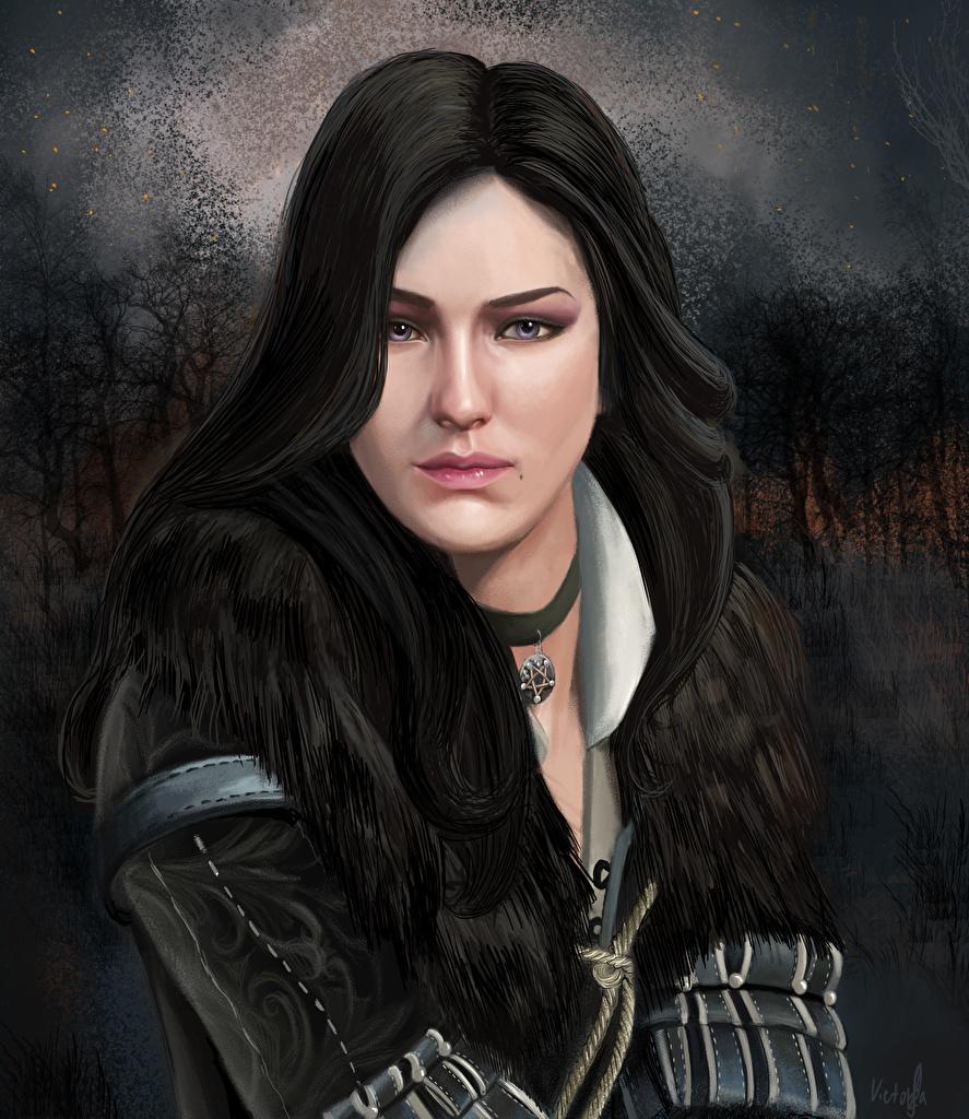 Fondos De Pantalla The Witcher 3 Wild Hunt Yennefer Of