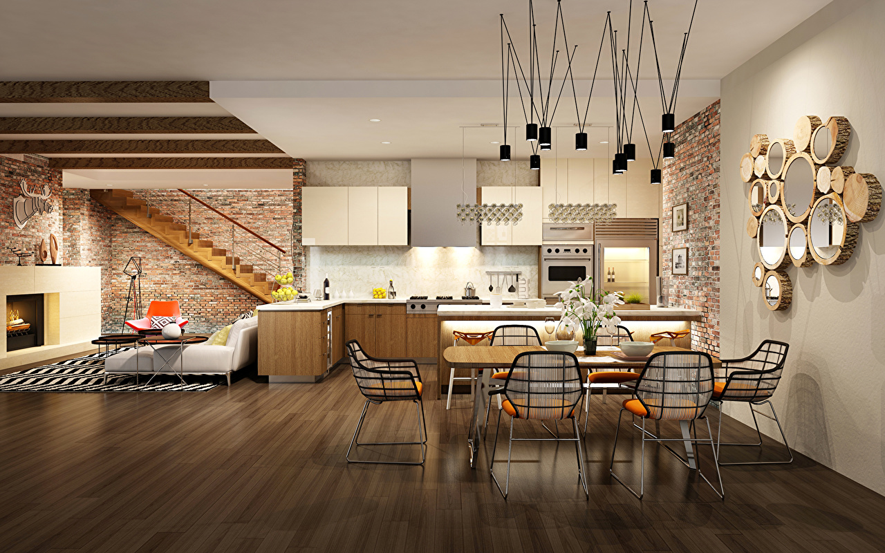 Pictures Kitchen Ceiling Interior Table Chairs Design Chair