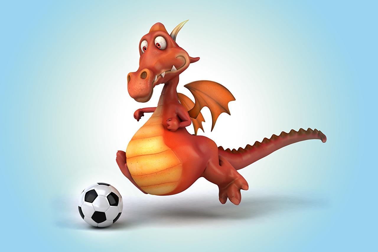 Fonds Decran Dragons Ballon 3d Graphiques Télécharger Photo