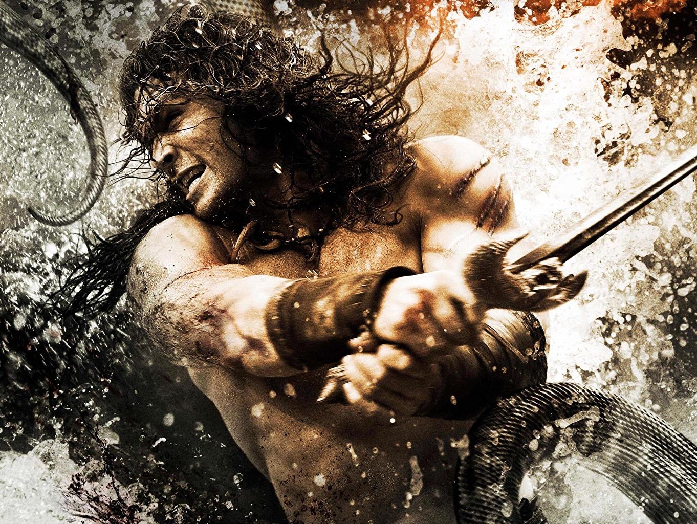 Wallpaper Conan The Barbarian 2011 Movies