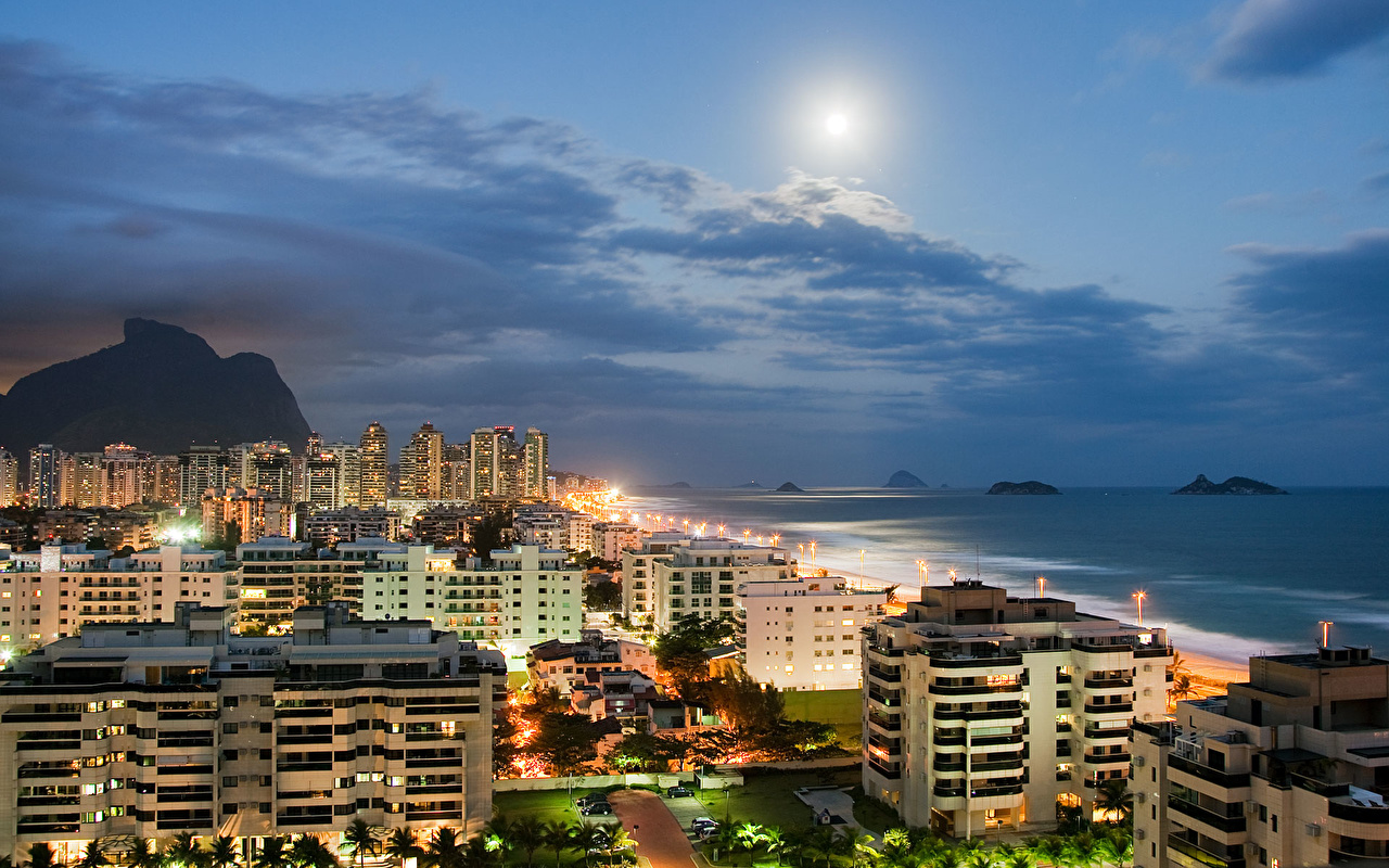 、ブラジル、リオデジャネイロ、都市、