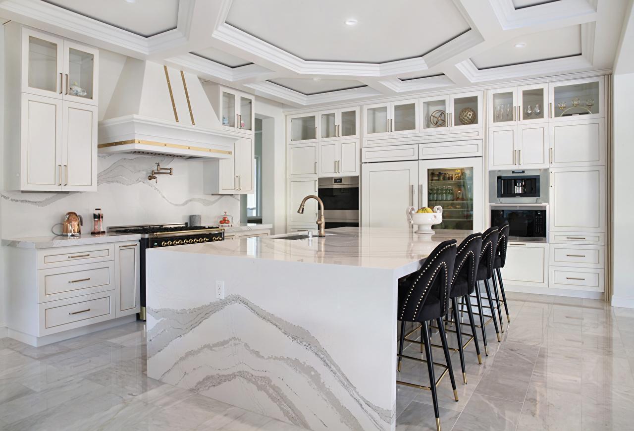 Bilder Küche Innenarchitektur Tisch Stühle Design