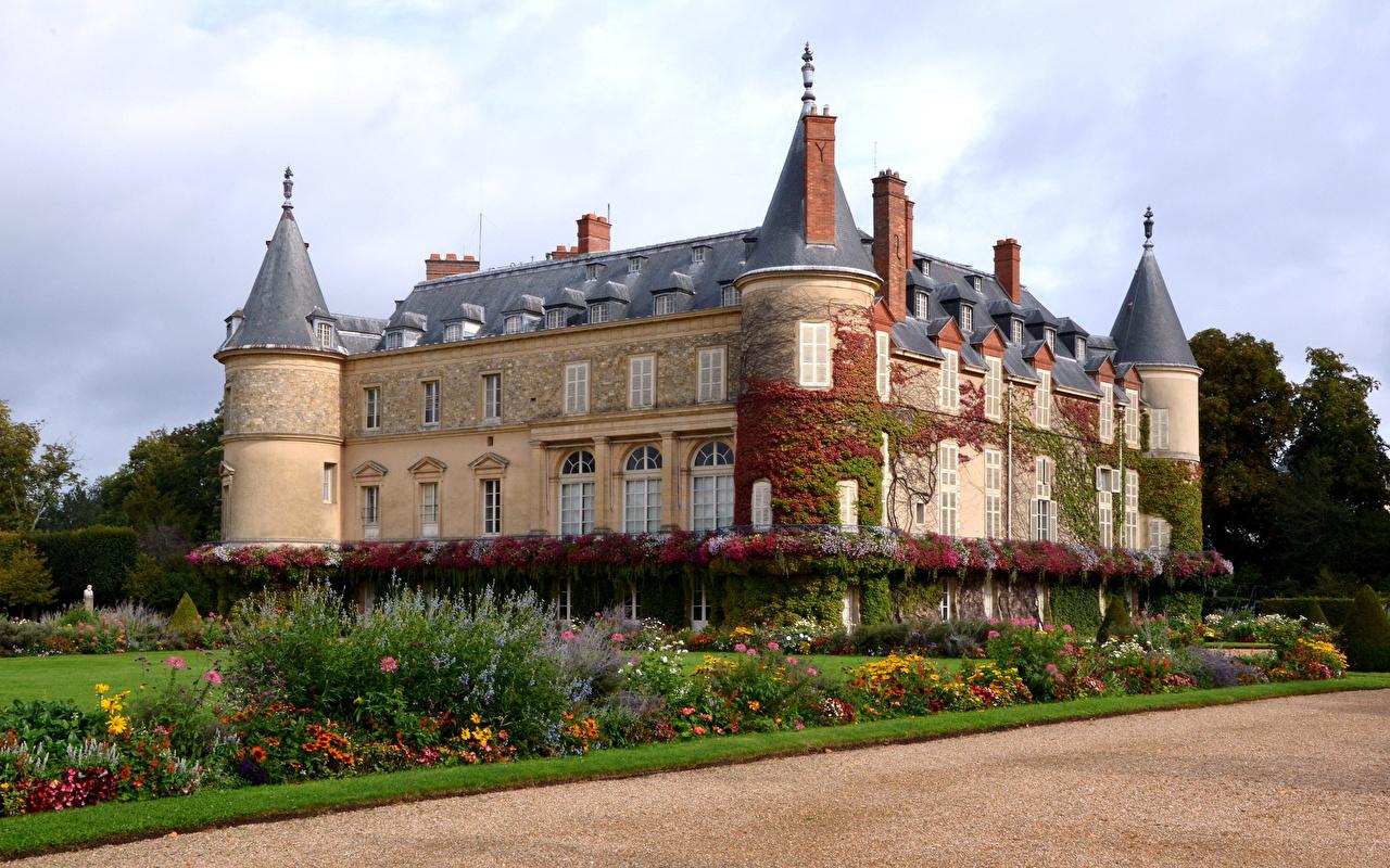 Fotos Von Frankreich Chateau De Rambouillet Burg Stadte