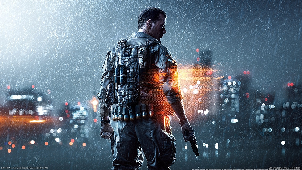 Battlefield Battlefield 4 Homem Soldados videojogo, soldado Jogos