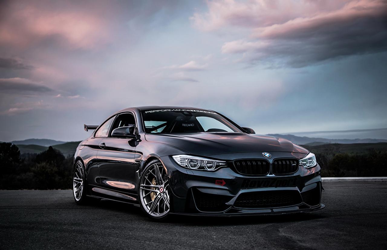 Image BMW 2015-16 RevoZport M4 Coupe Cars auto automobile
