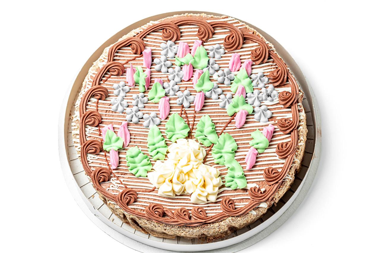 Sfondi del desktop La torta Cibo Sfondo bianco Disegno alimento