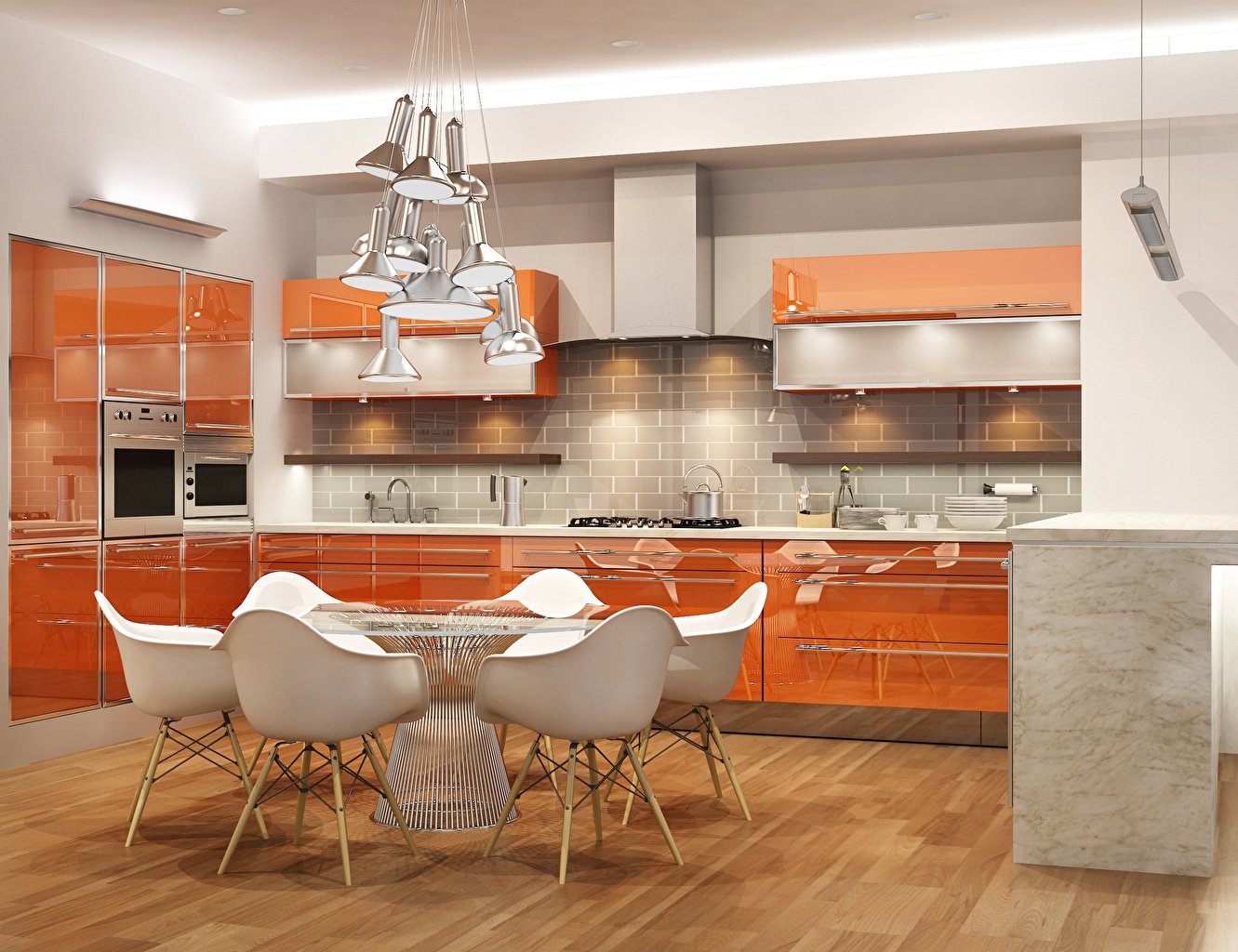 interior design kitchen table photos kitchen 3d graphics interior lamp table chairs design 895
