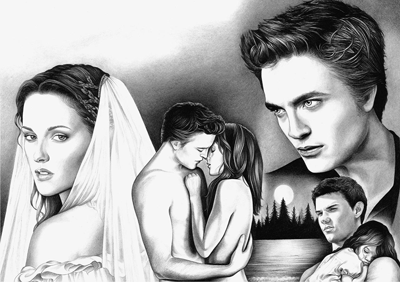 Picture The Twilight Saga Breaking Dawn The Twilight Saga Kristen Stewart Robert Pattinson Movies film