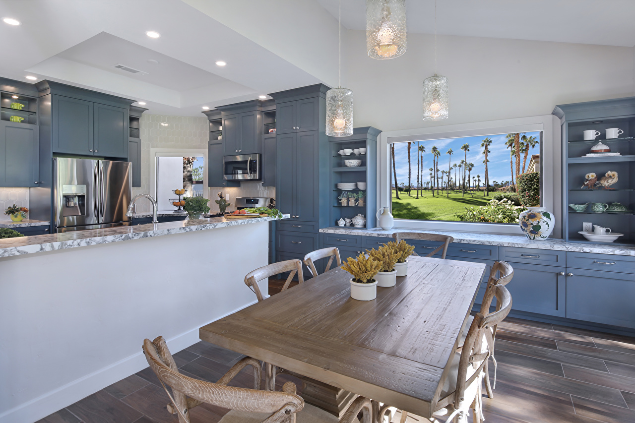 Bilder Küche Innenarchitektur Tisch Design