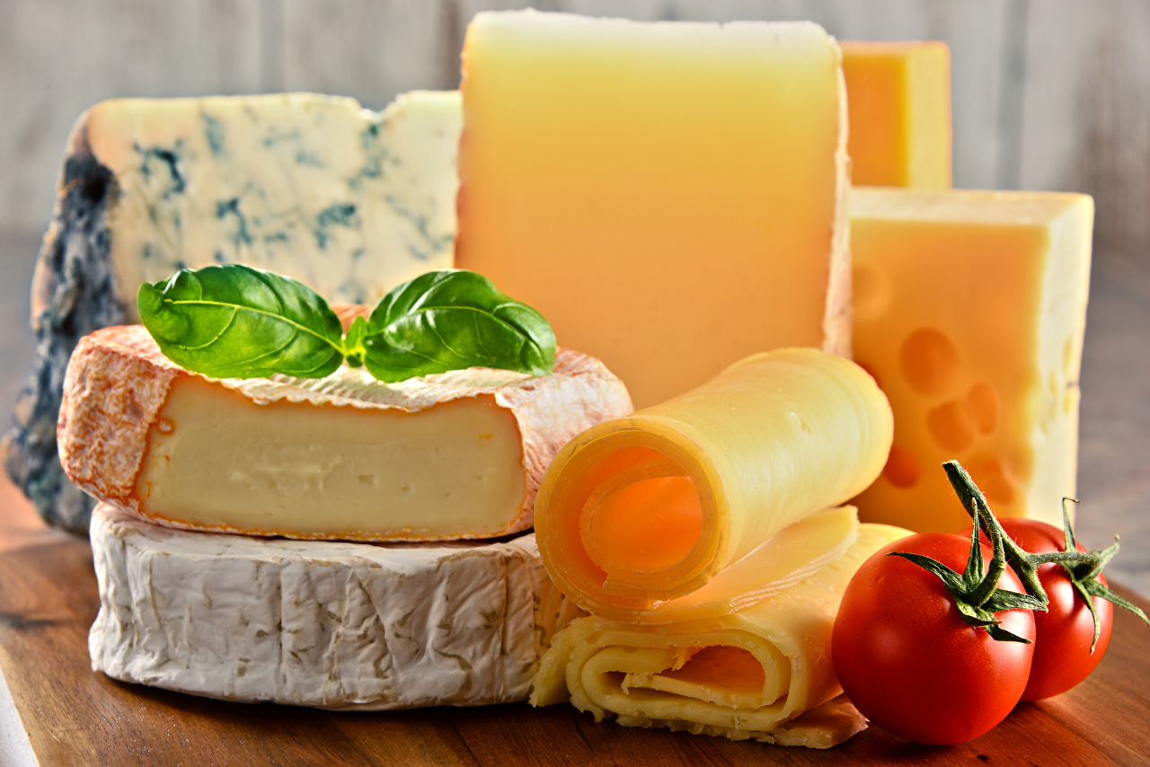 Fotos Tomate Käse Lebensmittel