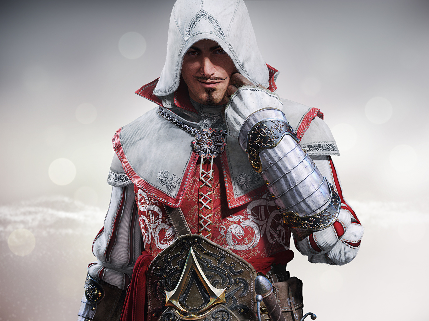 Images Assassin S Creed Men Warrior Identity Trickster Games Hooded