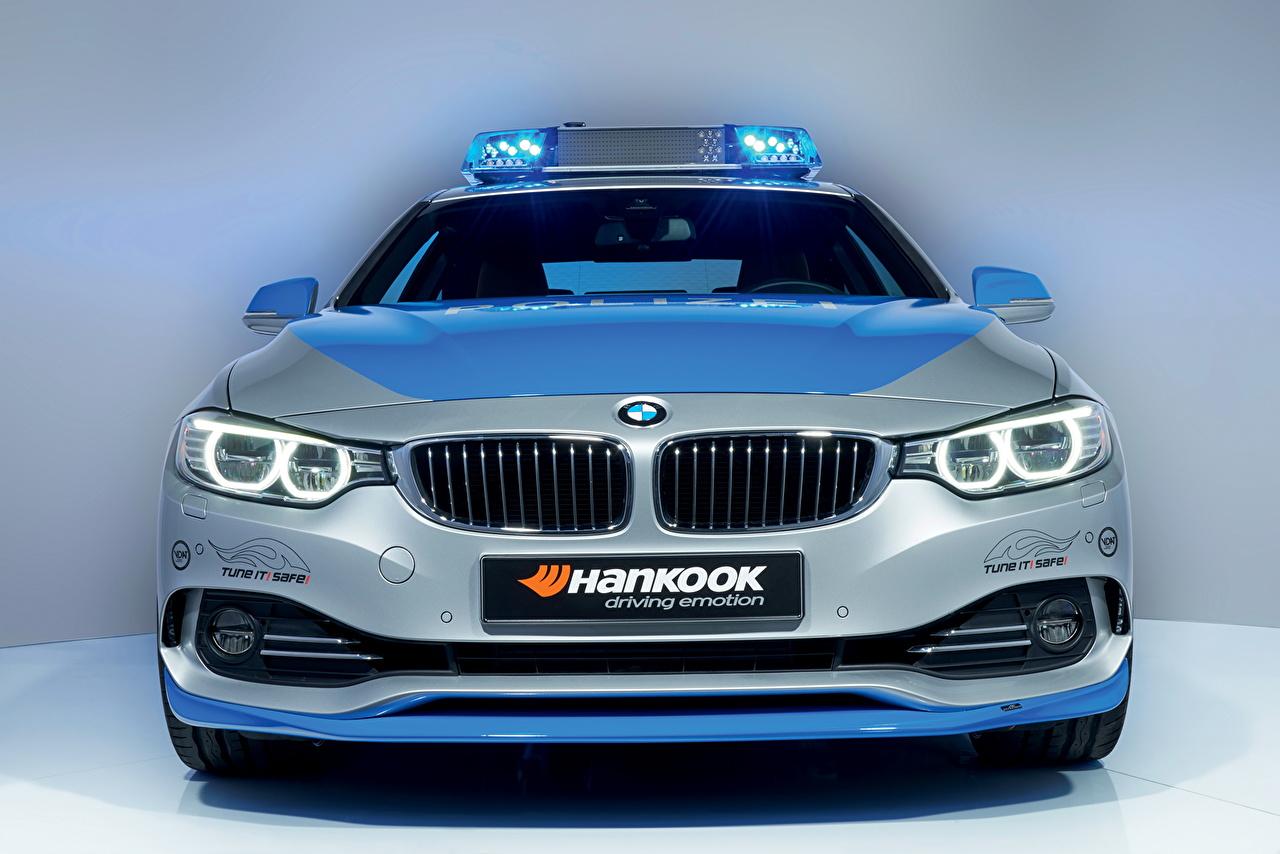 Photos BMW 2013 428i Police version Schnitzer Light Blue Front Headlights automobile Cars auto