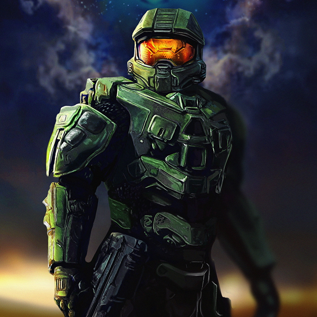 Picture Halo Halo 5 Guardians Warriors Master Chief John 11