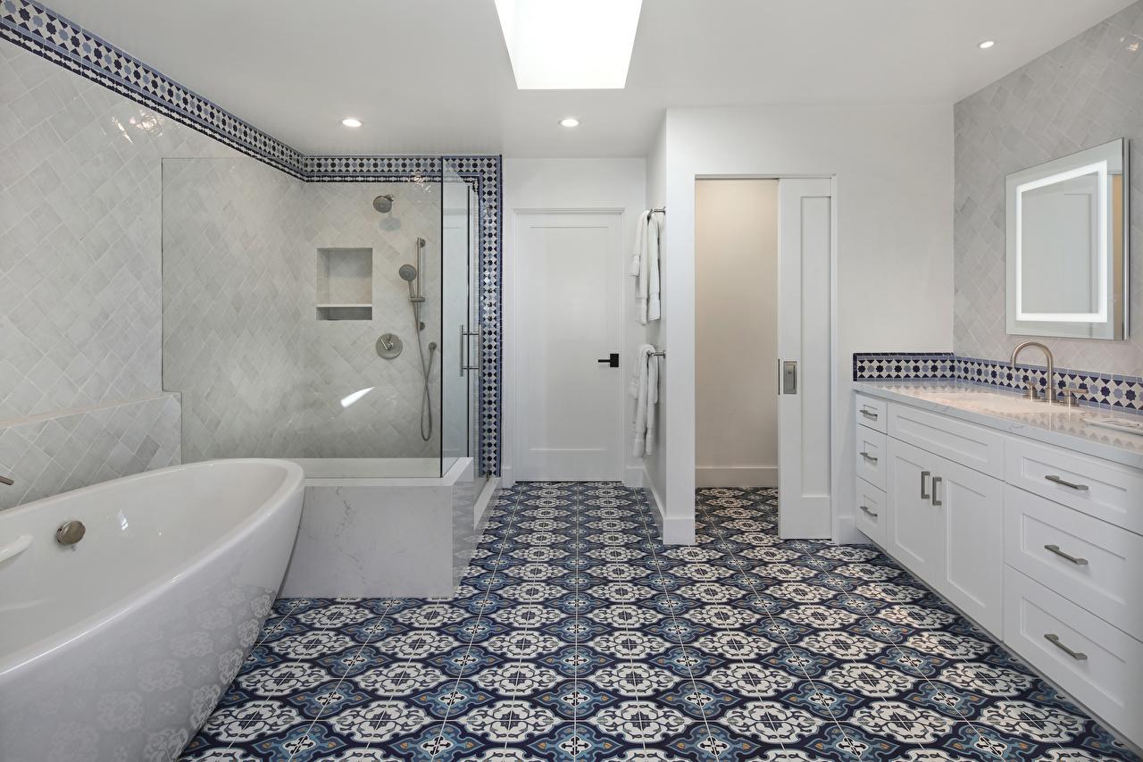 Photo Bathroom Interior Design