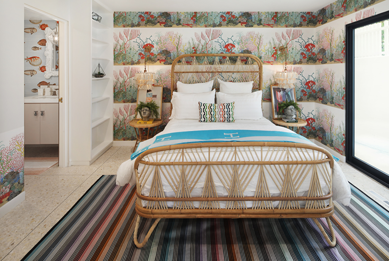 Photos Bedroom Interior Bed Design