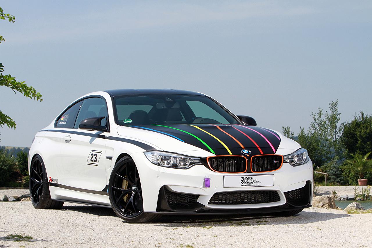 Picture BMW 2014 M4 DTM Champion Edition F82 auto Cars automobile