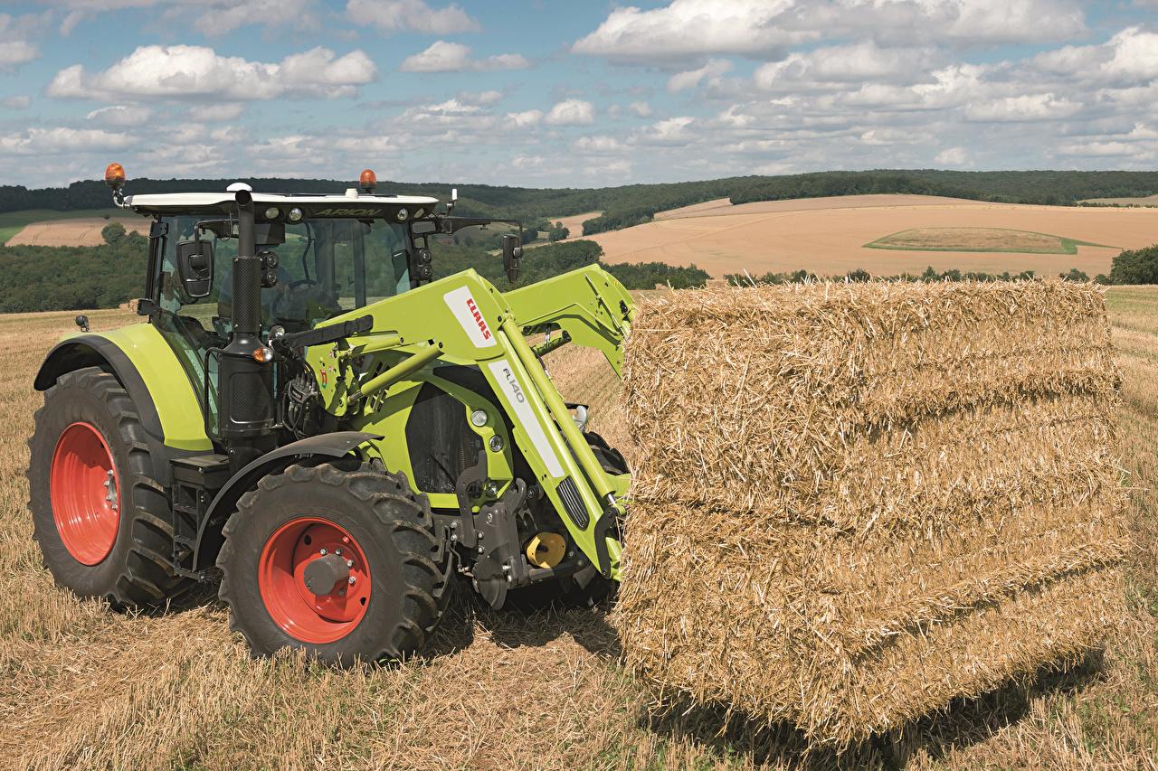 ,农机,2017 Claas Arion 650,拖拉机,乾草,农业机器,,