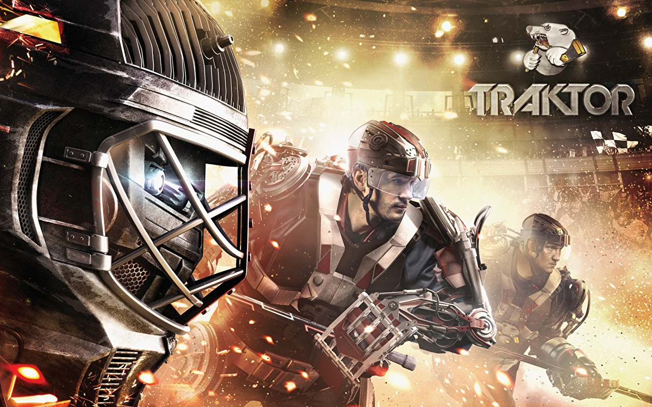 Picture Men Helmet traktor 2014/15 Sport Hockey Man sports athletic