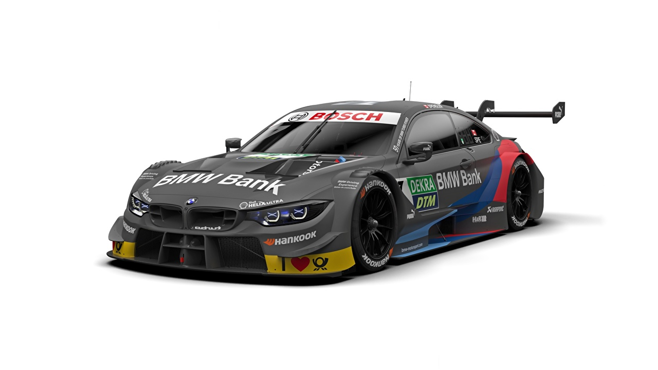 Picture BMW reinforced polymer plastic M4, M-Sport, DTM gray automobile White background Carbon fiber Grey Cars auto