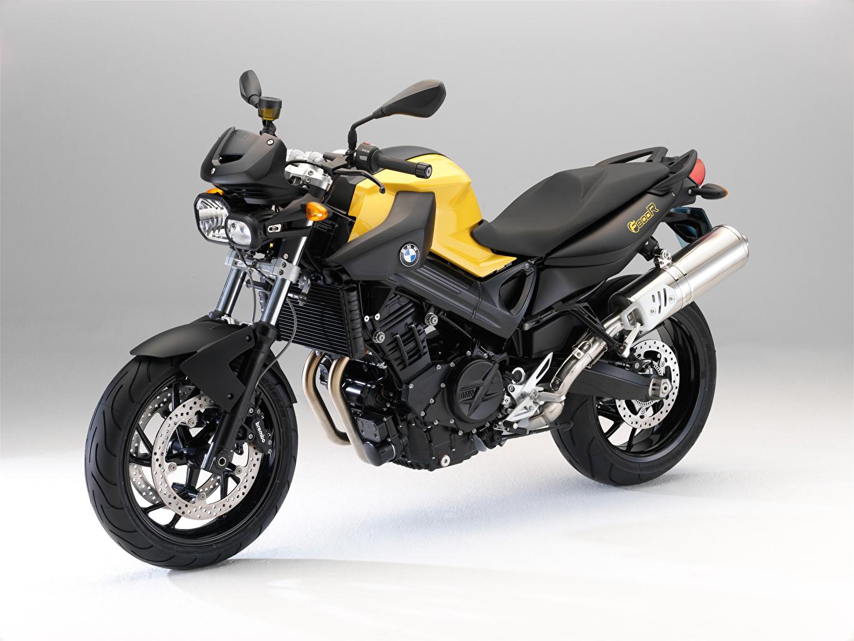 Tapeta na pulpit BMW - Motocykle Żółty Motocykle motocykl