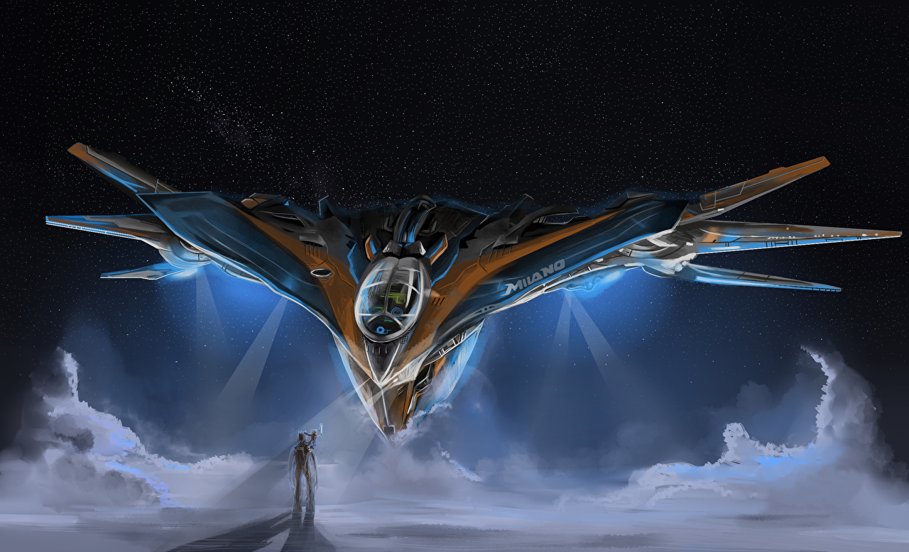 Wallpaper Guardians of the Galaxy, Groot, Fantasy Movies Technics Fantasy film
