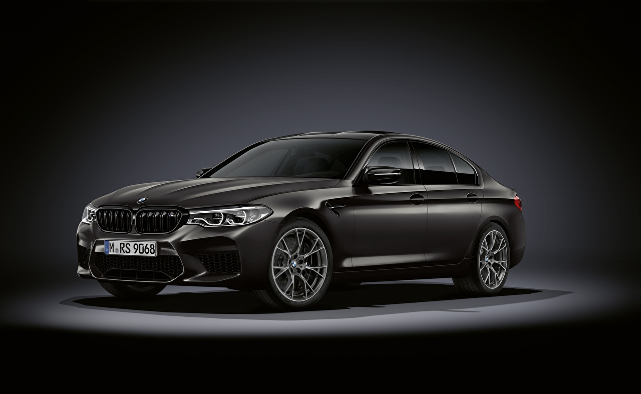 Fondos De Pantalla Bmw M5 F90 2019 Edition 35 Years Negro