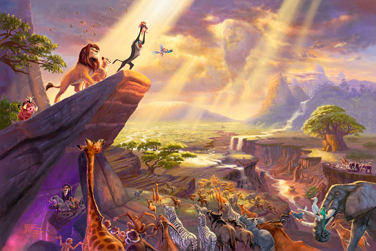 Foto Disney Der Konig Der Lowen Animationsfilm