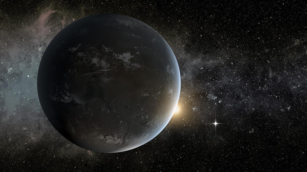 Картинка Звезды Планеты Космос планета