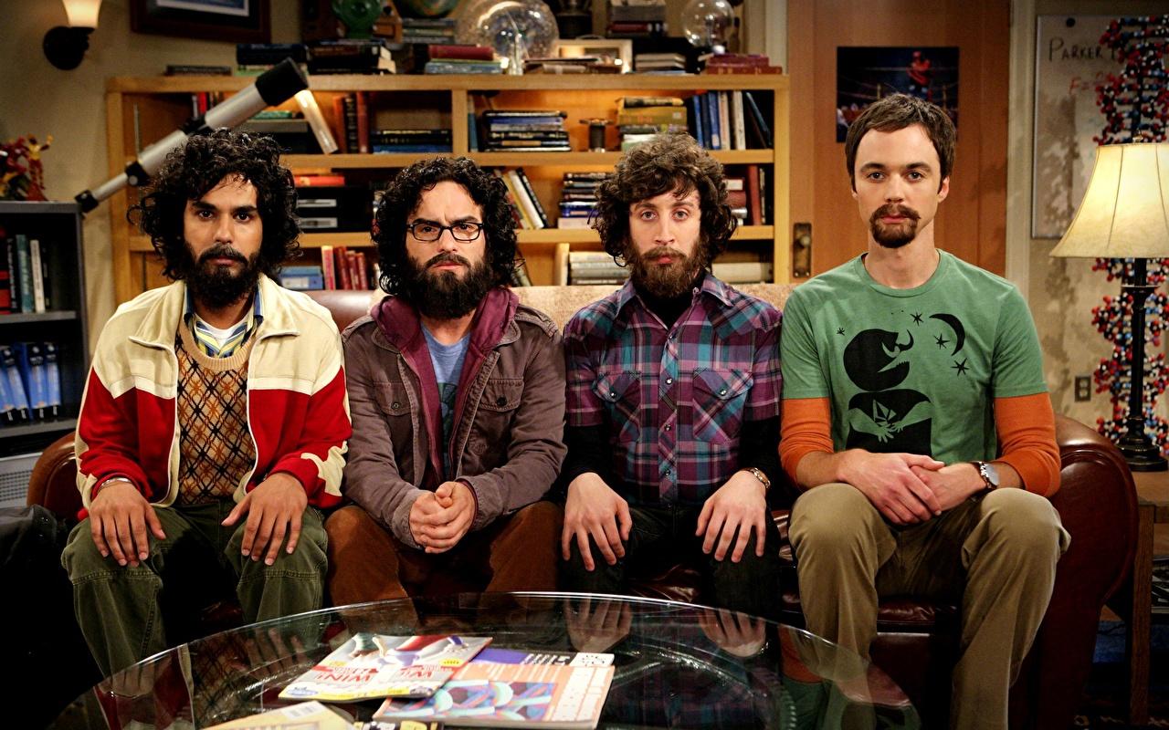 Wallpaper The Big Bang Theory Movies