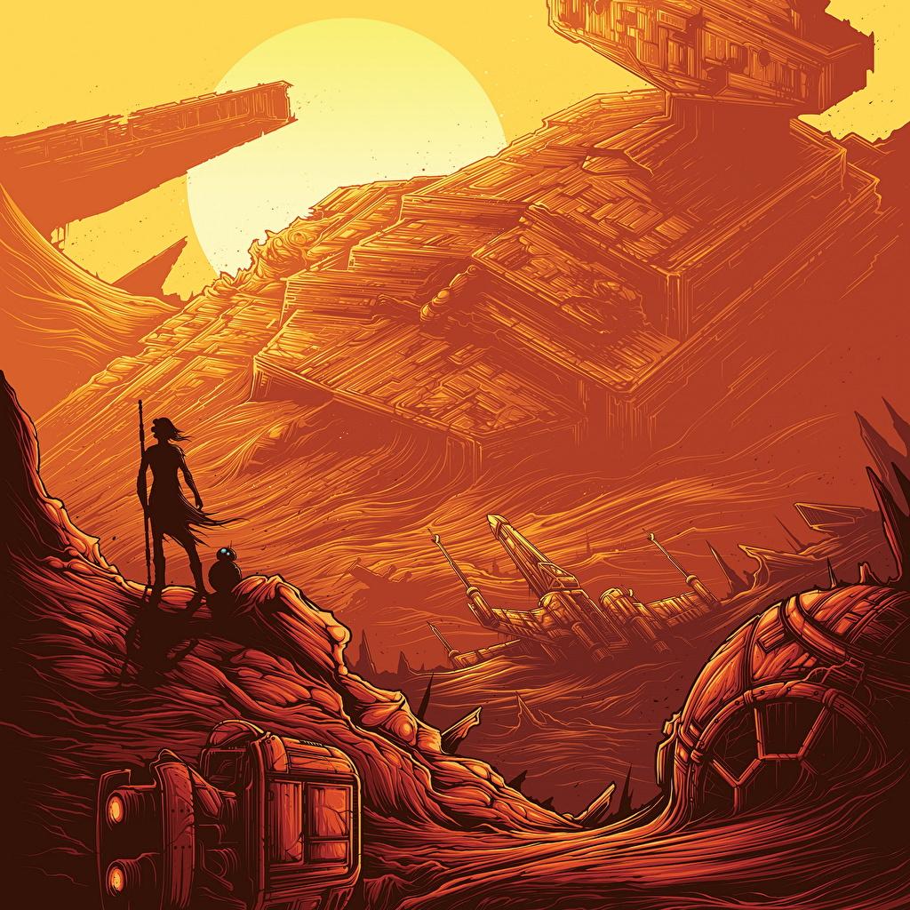 Wallpaper Star Wars The Force Awakens Fantasy Film