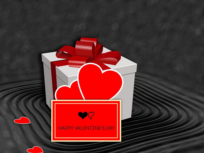 Картинка День святого Валентина Английский сердечко 3д подарков бант День всех влюблённых английская инглийские серце Сердце сердца 3D Графика подарок Подарки Бантик бантики
