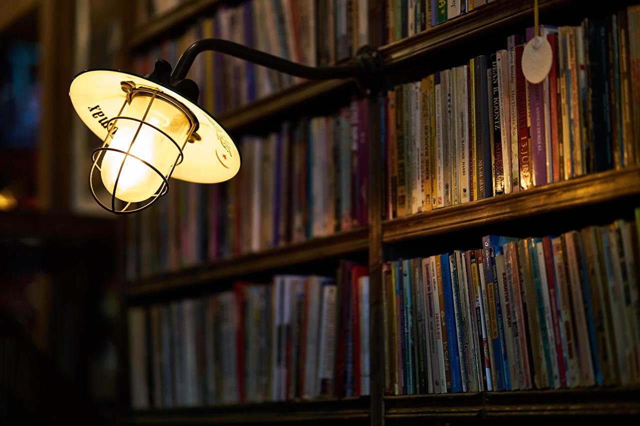 壁紙 図書館 本 ランプ ダウンロード 写真