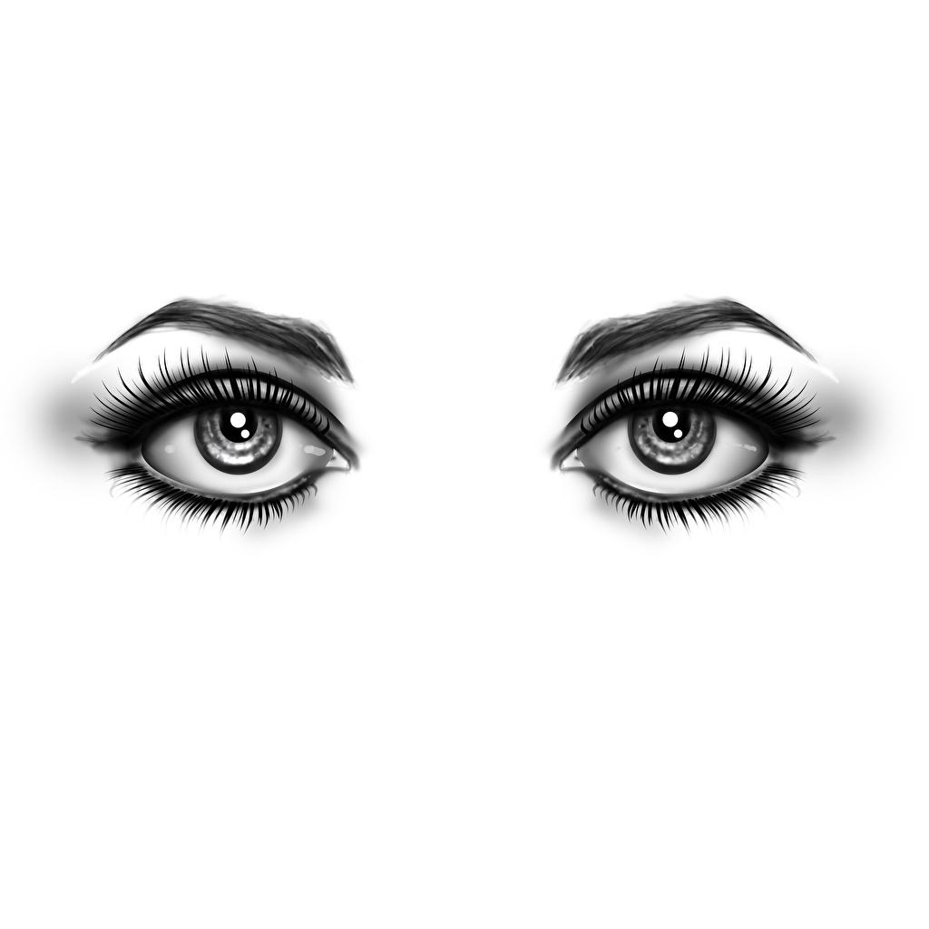 Fondos de pantalla de pestanas ojos