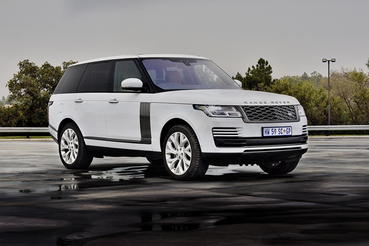 Images Range Rover Suv 2019 P400e Vogue Se White Cars