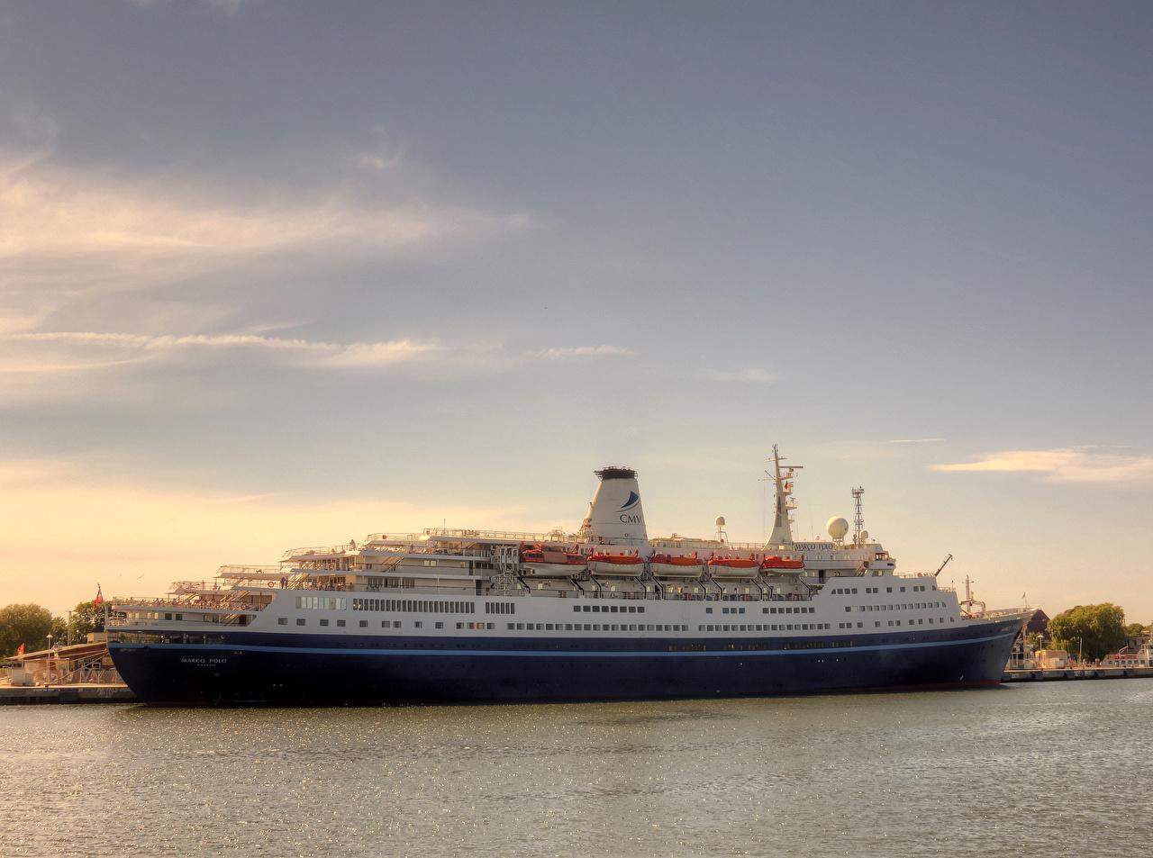 Marco Polo Kreuzfahrtschiff