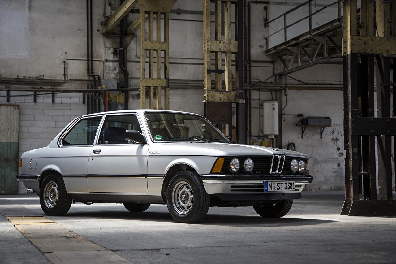 Photos BMW 1978-82 323i Coupe Worldwide antique Silver color Cars Retro vintage auto automobile