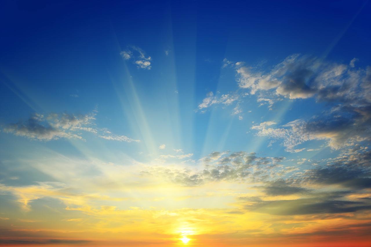 Bilder von Lichtstrahl Natur Sonne Himmel Sonnenaufgänge und Sonnenuntergänge Wolke