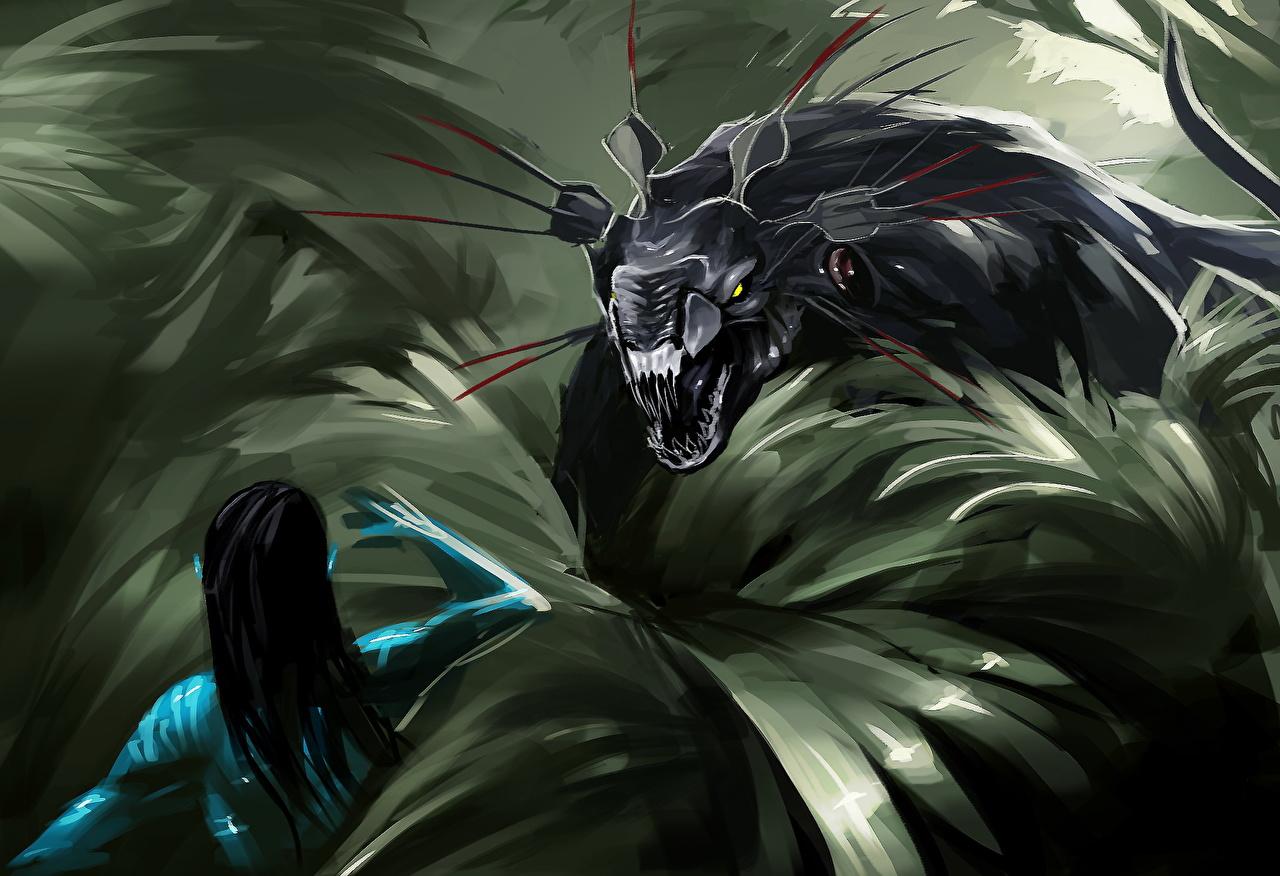 Fondos De Pantalla Avatar Thanator Of Pandora Película