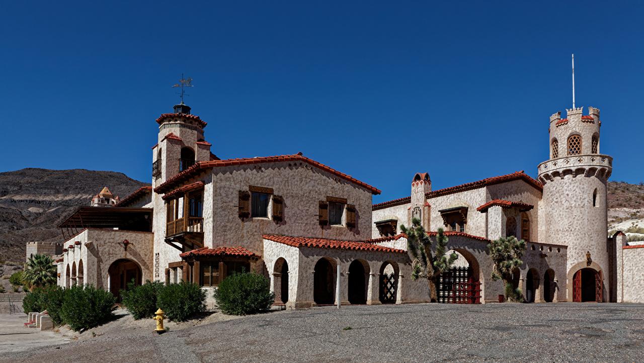 Images California USA castle Castles