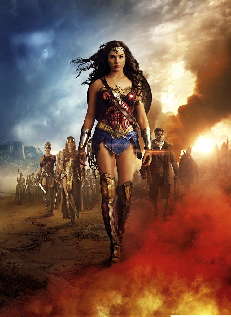 Fondos De Pantalla Guerrero Wonder Woman Película De 2017