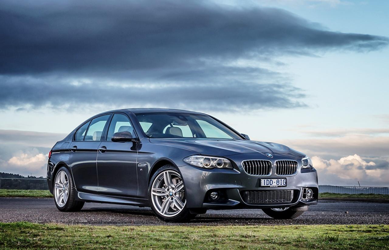 Image BMW 2015 Sedan F10 automobile Cars auto