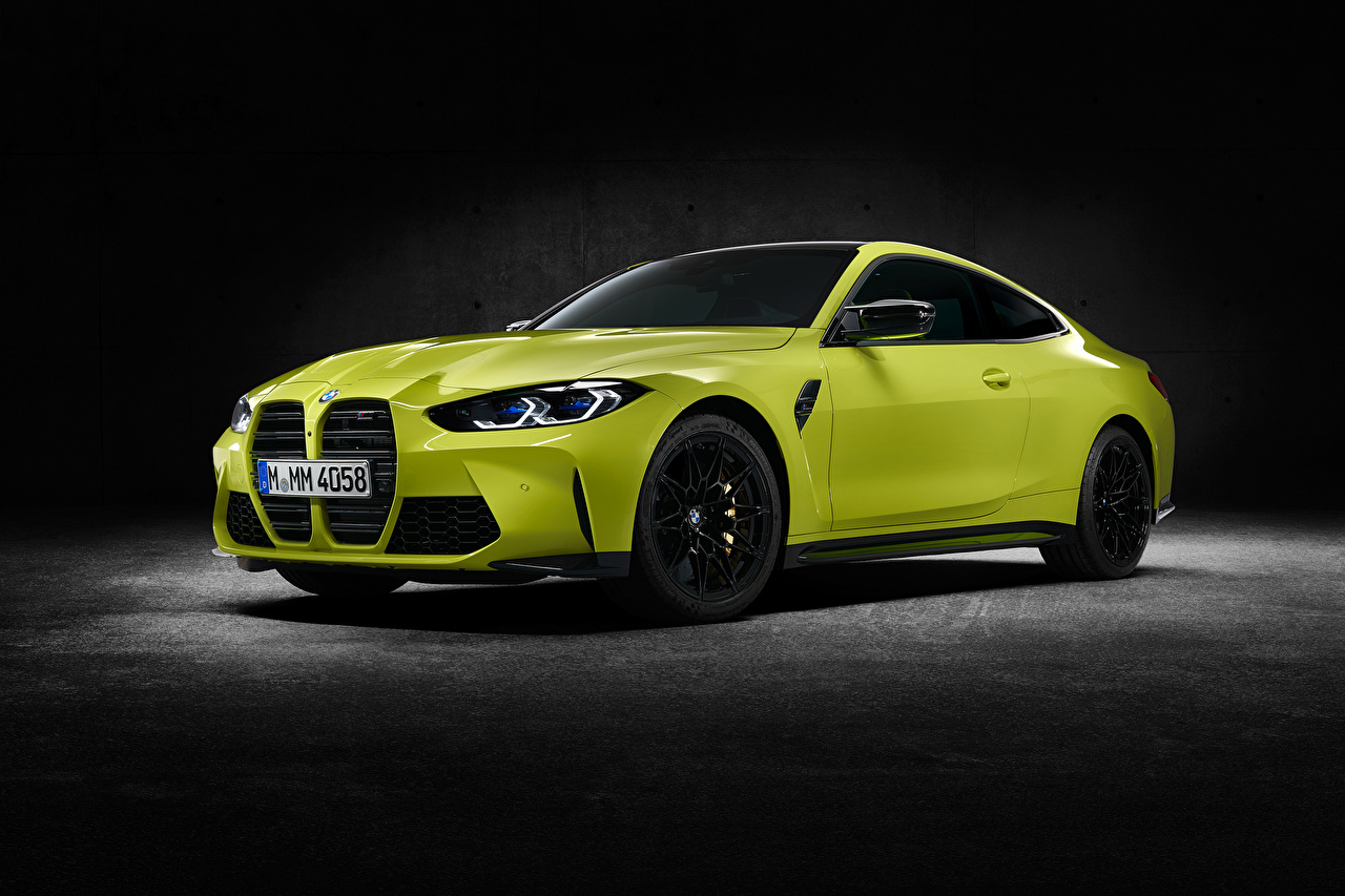 Pictures BMW M4 Competition, (G82), 2020 Coupe Metallic automobile Cars auto
